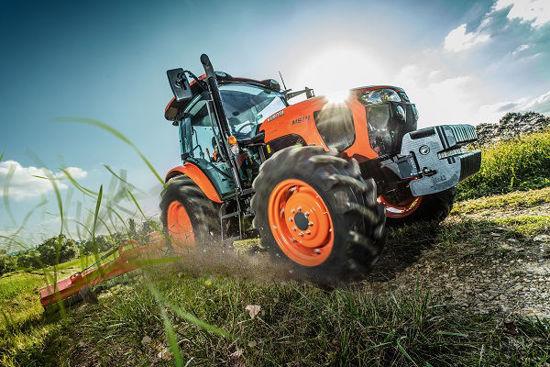 Bild på Kubota Lantbrukstraktorer M-serien