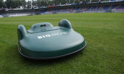 Bild på BigMoW Robotgräsklippare