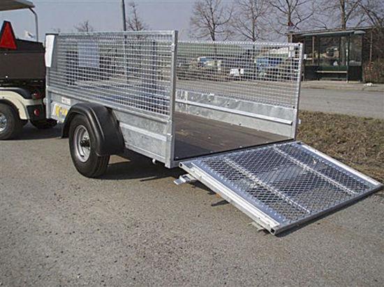 Bild på K-Vagnen K-750
