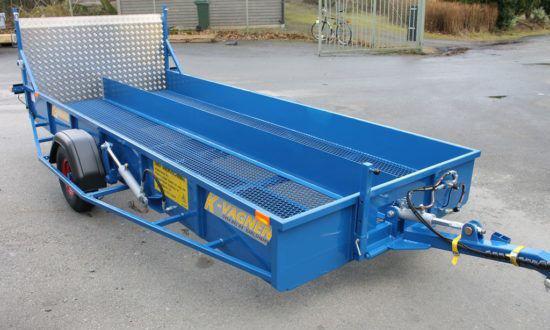 Bild på Hydrauliska transportvagnar