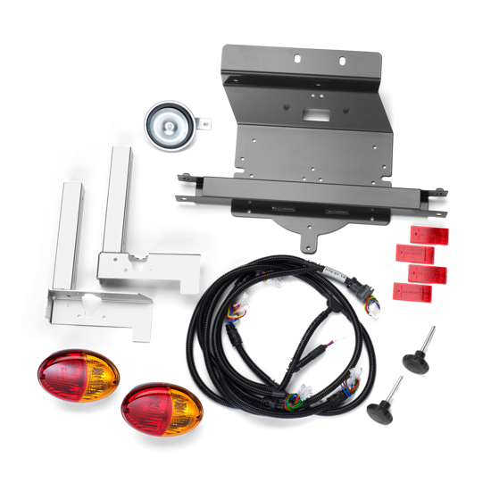 Bild på Bakre positionsljus och blinkers
