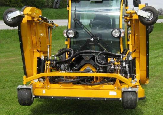Bild på GMR Rotorklippare
