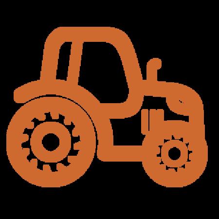 Bild för kategori Frontlastare och grävare