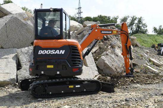 Bild på Doosan DX35z