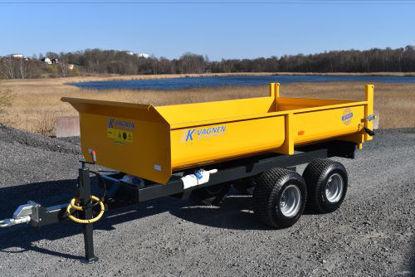 Bild på K-vagnen 3000 T1