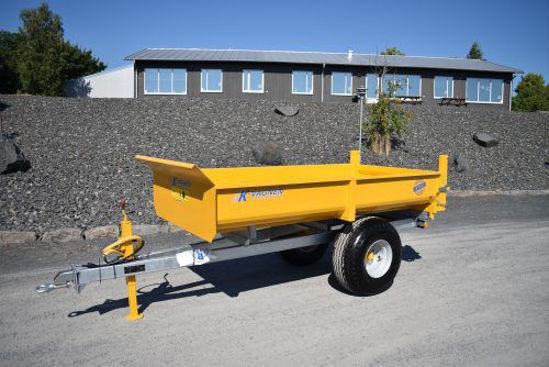 Bild på K-vagnen 4000 T1