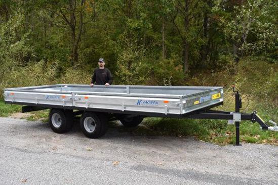Bild på K-vagnen Fotbollsmålvagn