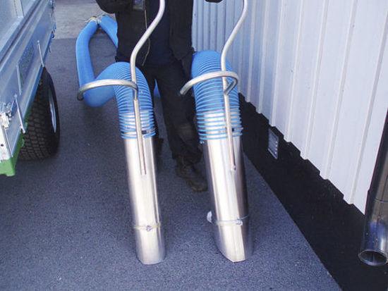 Bild på K-vagnen K-sugen 13 hk