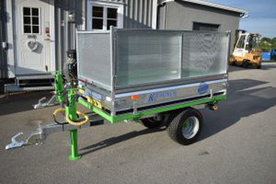 Bild på K-vagnen 1000 T3