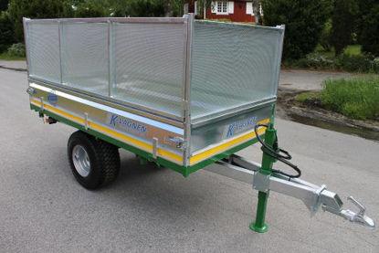 Bild på K-vagnen 1800 T3