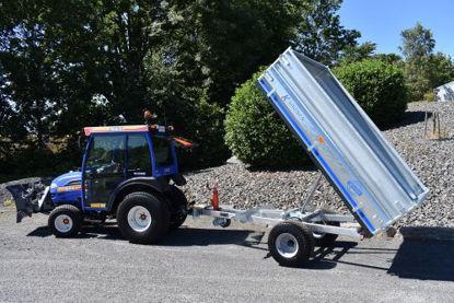 Bild på K-vagnen 2000 T3