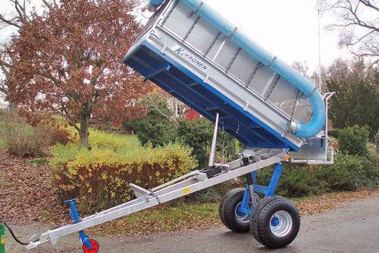 Bild på K-vagnen 3000 HT3