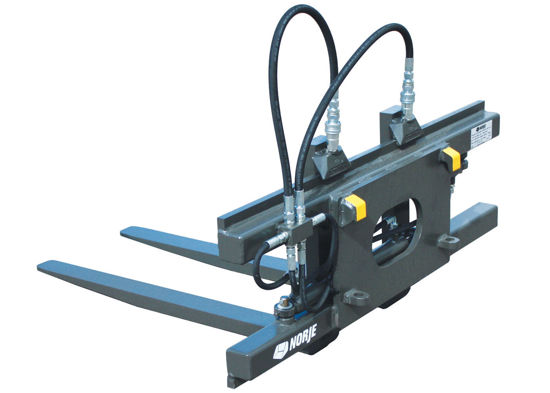 Bild på Norje Gaffelställ hydraulisk kompakt N250