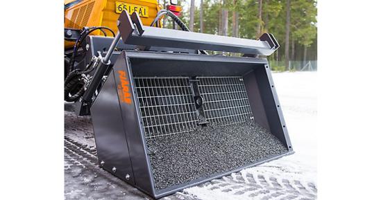 Bild på Fjärås Tallriksspridare TS250 - TS3000