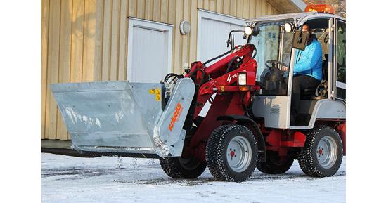 Bild på Fjärås Frontmonterade spridare