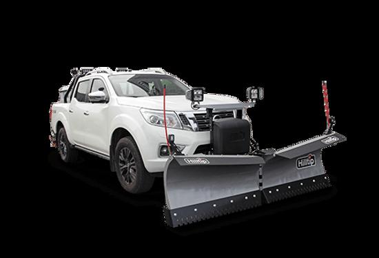 Bild på Hilltip SnowStriker Pickup V-plog