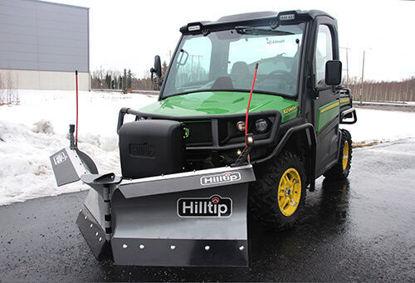 Bild på HillTip SnowStriker UTV V-plog