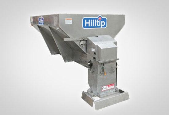 Bild på HillTip Truck Spridare i rostfritt stål